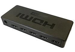HDMI splitters and switches