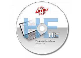 Astro HE Software