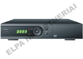 ECR-600CHD - Receiver  For Digital Cable and Terrestrial TV  MPEG-2