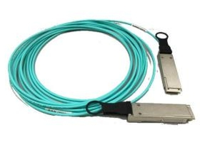 QSFP+ DAC and AOC cables