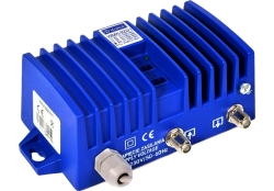 Broadband building amplifiers